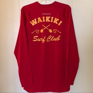 Patagonia Hawaii Exclusive Waikiki Surf Club XL